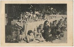 Zemun Serbia  Orfanage Children Working - Serbie