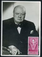 Togo - Carte Maximum 1965 -  Sir Winston Churchill - Togo (1960-...)