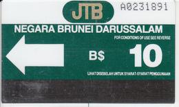 BRUNEI-Magnet - Brunei