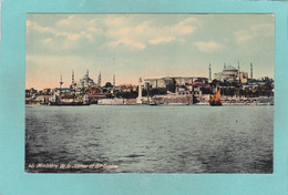 Old Postcard Of Ministere Of Justice,Ste.Sophie?,R37. - Postcards