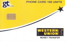 GHANA-Western Union - Ghana