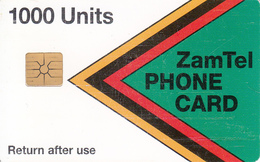 SAMBIA-CHIP-RRR - Zambia
