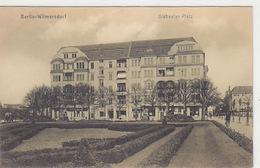 Berlin-Wilmersdorf - Brabanter Platz - 1913      (170928) - Wilmersdorf