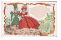 "LOTERIE NATIONALE - ""Indications Baromètriques"" - Cartes Postales"