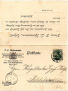Thuringen, Erfurt, Samen Kulturen Heinemann, - Erfurt