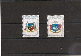 NOUVELLE CALEDONIE  Années 1983/86 Blasons N°Y/T : 486**-534** - Nouvelle-Calédonie
