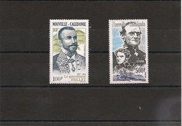 NOUVELLE CALEDONIE Gouverneurs De N.C.** - Nouvelle-Calédonie