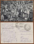 SERBIA, SREDSKA Near PRIZREN/KOSOVO-SERBIAN WEDDING/NATIONAL COSTUME 1916 RARE!!!!!!!!!!! - Serbie
