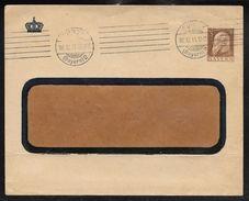 Bayern / Bavaria - 3pf Stationery Envelope - Furth Postmark 18/12/1911 - Bavaria