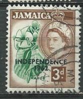 Jamaique  Yvert N°191 Oblitéré   - Ava16442 - Jamaica (1962-...)