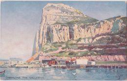 GIBRALTAR - THE GALLERIES - Gibilterra