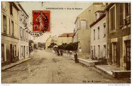 Arromanches  Rue De Bayeux - Arromanches