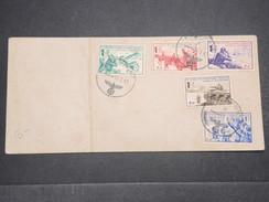 FRANCE - Série Complète L.V.F.  Borodino Sur Enveloppe En 1942 - L 9870 - War 1870