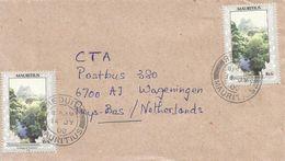 Mauritius 2000 Reduit Landscape Cover - Mauritius (1968-...)