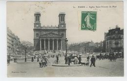 PARIS - Xème Arrondissement - Eglise Saint Vincent De Paul - Distretto: 10