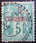 MAROC               N° 1                OBLITERE - Morocco (1891-1956)