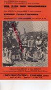 19- CHAUMEIL- PARTITION BOL D' OR DES MONEDIERES-CYCLISME- JEAN SEGUREL-DINO MARGELLI-ANQUETIL-POULIDOR-ALTIG- RARE - Partitions Musicales Anciennes