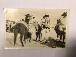 AK  BOLIVIA   LA PAZ   FOLK  1927. - Bolivia