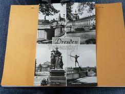 Dresden - Blick Zum Schloß, Zwinger, Bogenschütze Germany - Dresden