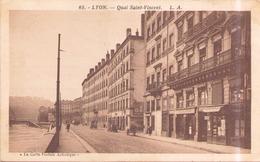 Lyon Quai Saint-Vincent - Otros