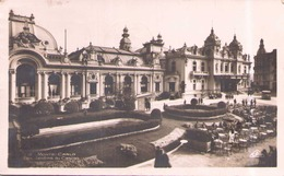 Monte-Carlo Les Jardins Du Casino - Monte-Carlo