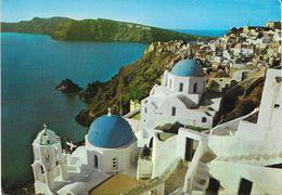 SANTORINI ISLAND - Grecia