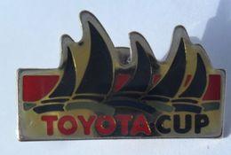 SAILING TOYOTA CUP    PIN BADGE Z3 - Sailing, Yachting