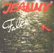 45 TOURS FALCO AM 390072 JEANNY PART 1 / MANNER DES WESTENS - Vinyl-Schallplatten