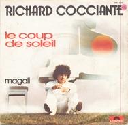 45 TOURS RICHARD COCCIANTE POLYDOR 2001924 LE COUP DE SOLEIL / MAGALI - Dischi In Vinile