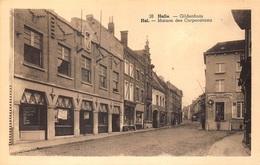 Halle  Gildenhuis   Hal  Maison Des Corparations       I 1221 - Halle