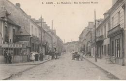 Caen-La Maladrerie-Rue Du Gal Moulin. - Caen