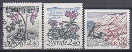 SUECIA 1989 Nº 1548/50 USADO - Sweden