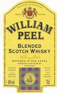 William Peel - Whisky