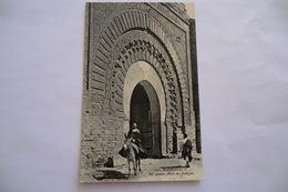 CPA MAROC MARRAKECH. Bab Agnaou, Porte Des Portugais. - Marrakech
