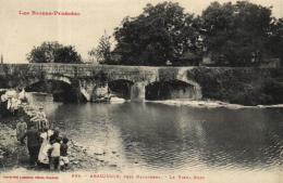 B 934 -   Araujuzon (64)  L E Vieux Pont - France