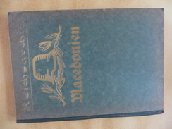 MILITARIA PREMIERE GUERRE MONDIALE MACEDONIEN  Herbstschlacht In Macedonien - Cernabogen 1916 REICHSARCHIVS - 5. Guerres Mondiales