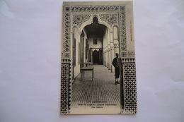 CPA MAROC MARRAKECH. Palais De L Aguedal, Hôpital Maisonnave. - Marrakesh