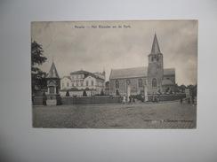 Nevele  :  Het Klooster En De Kerk -  N°14513 - Nevele