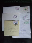 GB - Private Post Covers X 6 - Wirral Scout Post - 2006, 2005, 2004, 2003, 2001,1996 - Werbemarken, Vignetten
