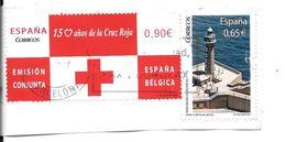 Spanien: 150 Años De La Cruz Roja - Erste Hilfe
