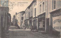 79-CHAMPDENIERS- RUE DU PLAT D'ETAIN DITE RUE AUX MOGETTES - Champdeniers Saint Denis