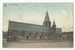 Oostrozebeke   *   Oost-Roosbeke   -  De Kerk - Oostrozebeke