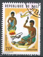 Mali 1974. Scott #223 (U) Artisan, Smiths, Forgerons - Mali (1959-...)