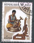 Mali 1974. Scott #224 (U) Artisan, Sculpteur, Sculptor - Mali (1959-...)
