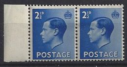 GB 1936 KE VIII (*) MH SG.460. Mi.196x - 1902-1951 (Kings)