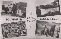 Cours 69 - Souvenir - Cours-la-Ville