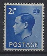 GB 1936 KE VIII (**) MNH SG.460. Mi.196x - 1902-1951 (Kings)