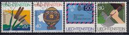LIECHTENSTEIN 1983 Nº 765/68 USADO - Liechtenstein