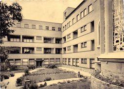 PK - Anderlecht - Clinique Ste Anne - Cour Intérieure - Stempel Cachet 1964 - Anderlecht