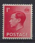 GB 1936 KE VIII (**) MNH SG.458. Mi.194x - 1902-1951 (Kings)